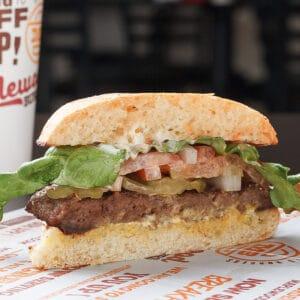 Maplewood Burgers Hamburger