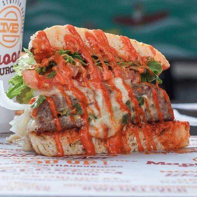 burger-kicking-cajun-maplewood-burgers